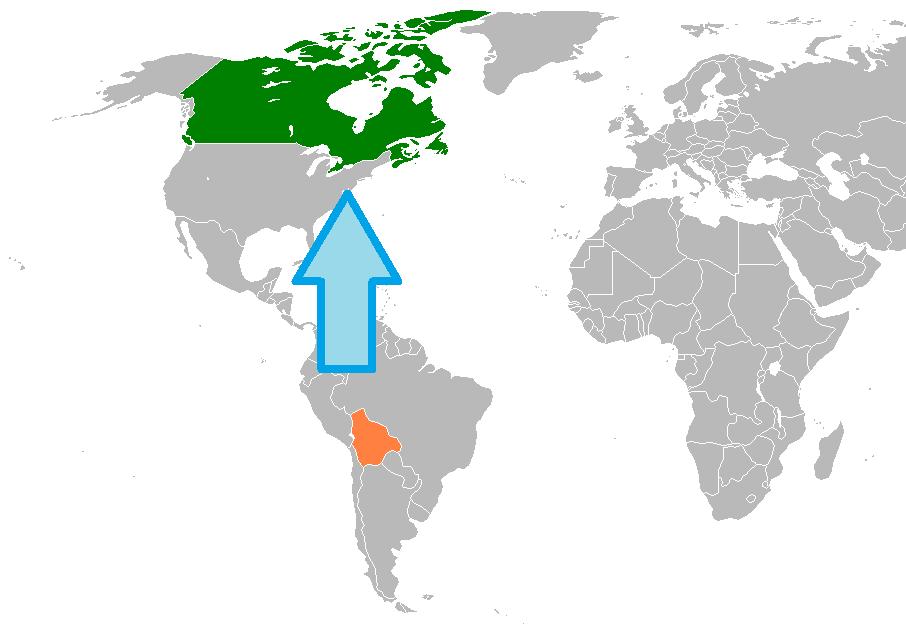 Bolivia Canada